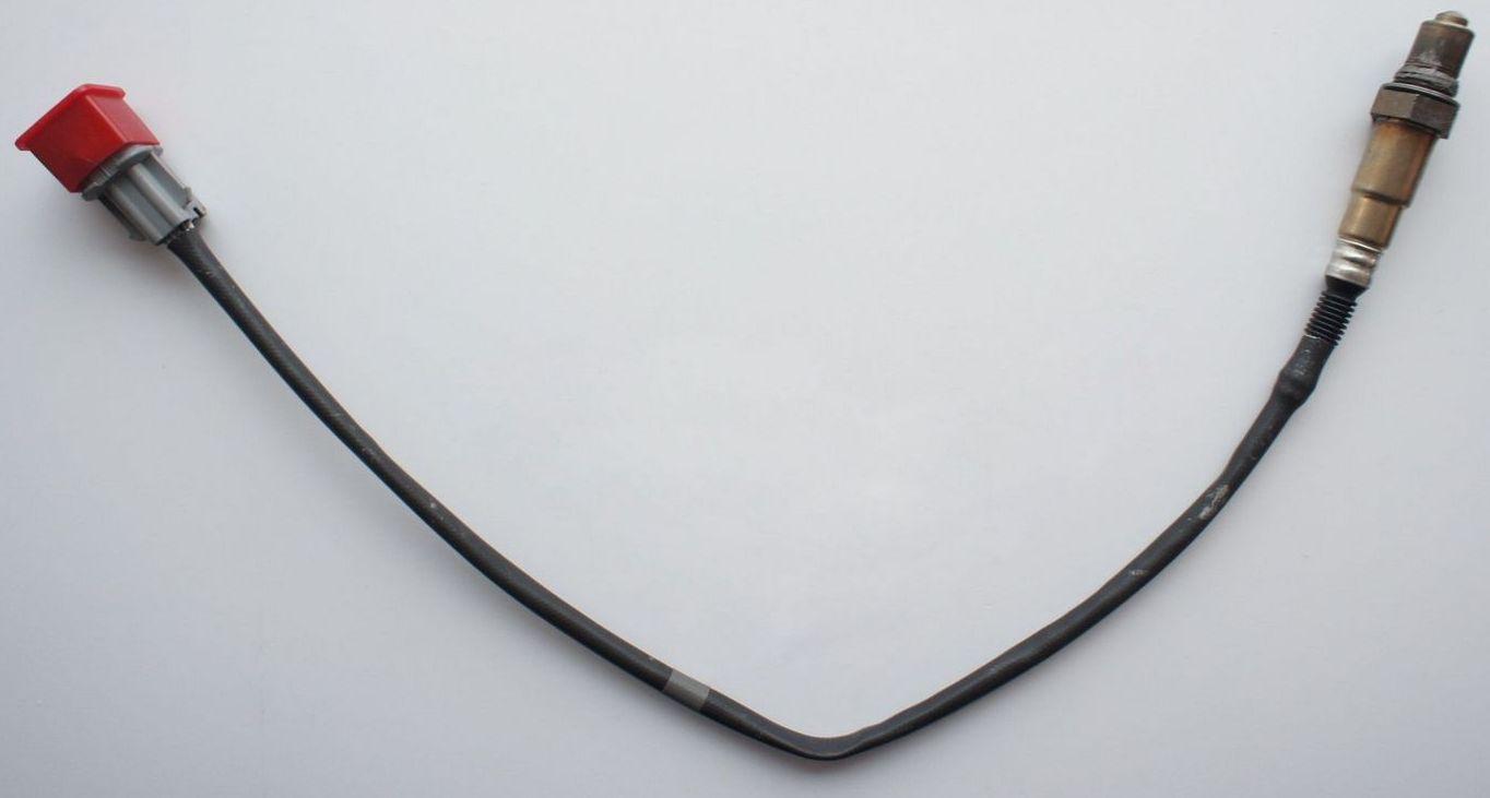 Лямбда зонд на солярис фото